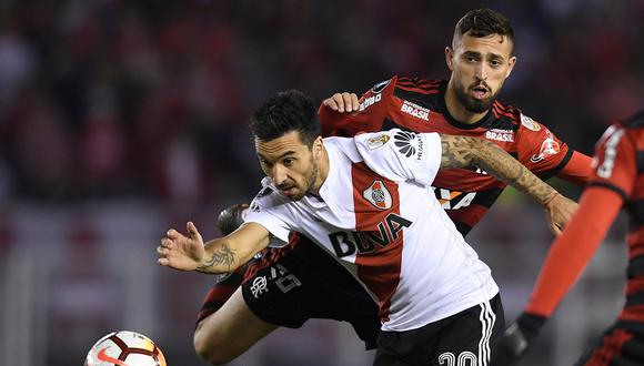 La final que se disputará en el Monumental de Lima será la quinta ocasión en que los dos clubes se enfrenten en la Copa Libertadores (Foto. AFP)