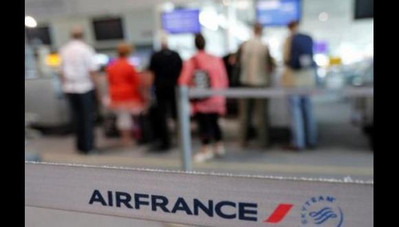 Pilotos de Air France prolongan su huelga hasta el viernes