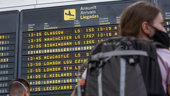 Viajes. (Foto: AFP)