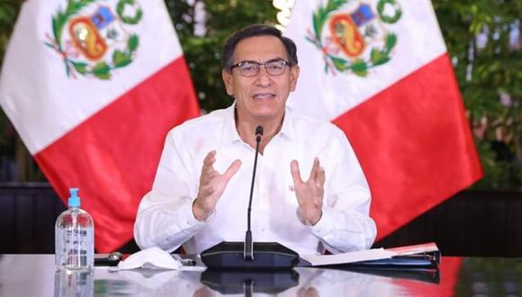 Un ejemplo de cómo la gestión de la crisis tiene nombre propio es el del presidente peruano, Martín Vizcarra, a quien le va aún mejor que a su Gobierno y ocupa el segundo lugar.