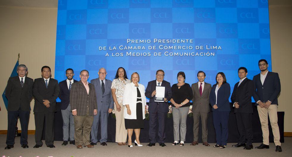 CCL premia al diario Gestión