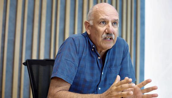 Molino. Jorge Alfaro dice que elevarán en 30% producción en San Martín. (Foto: GEC)