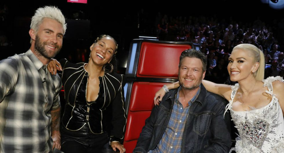 FOTO 23 | Mejor reality show: 'The Voice' (Foto: The Voice)