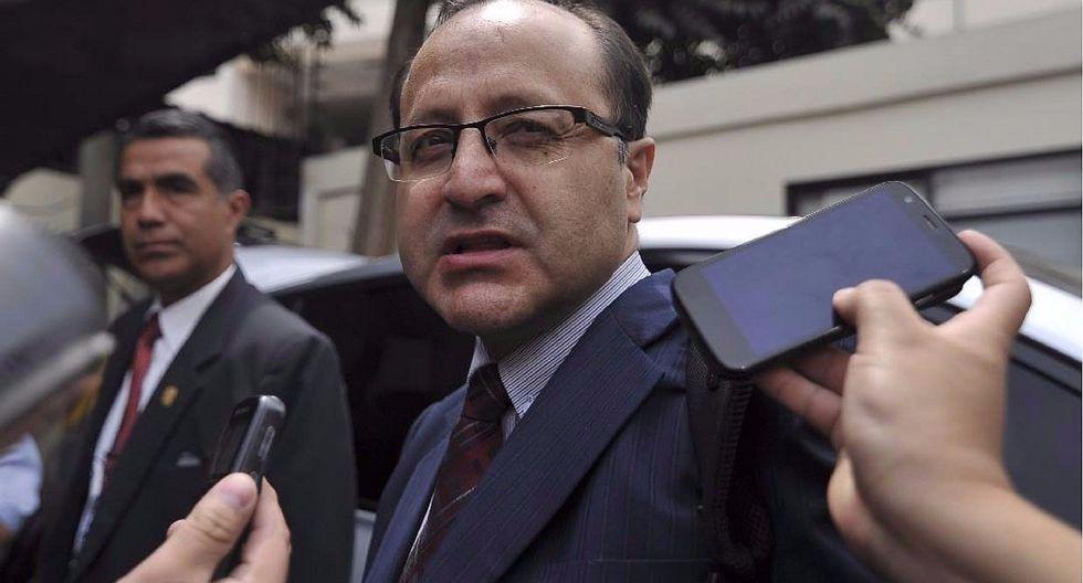 La demanda fue presentada por el fiscal provincial Hamilton Castro.