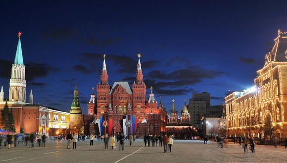 Foto 6 | Puesto 6: Moscú, Rusia. No es una ciudad fácil para pasear; pero su historia es fabulosa. La proximidad del Mundial de Fútbol en Rusia ha aumentado el interés por esta ciudad llena de símbolos e iconos artísticos como la Plaza Roja o el Kremlin. (Foto:Gtres)