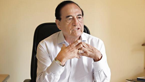 JNE determina que presidente de Todos por el Perú es Aureo Zegarra