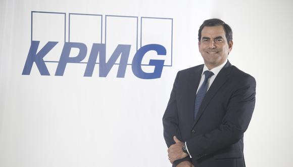 Óscar Caipo, socio principal de KPMG en Perú (Foto: KPMG)