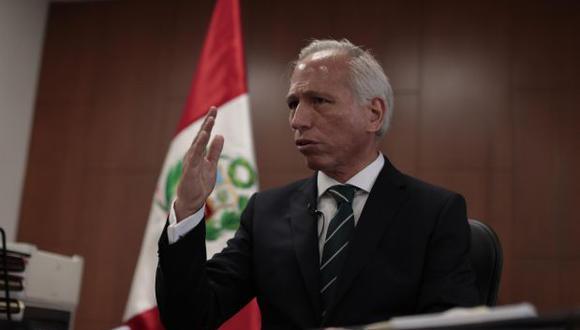 Aldo Vásquez señaló que el nombramiento de los titulares de ONPE y Reniec es una prioridad para la JNJ (Foto: GEC).