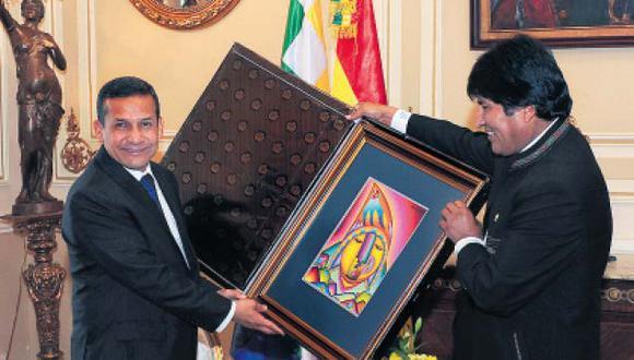 22 de junio del 2011. Hace 10 años. Humala propone a Evo resucitar la Confederación Perú – Boliviana.