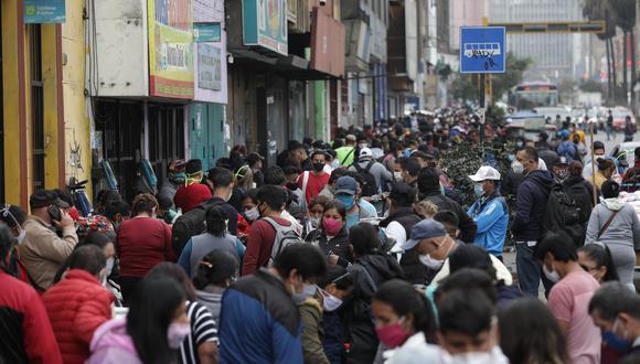 El confinamiento comenzó el 16 de marzo cuando apenas había registrados 71 casos, lo que hizo de Perú uno de los países más precavidos, con una reacción muy anterior a la de otros como Italia, España y el Reino Unido. (Foto: Anthony Niño de Guzman/GEC)