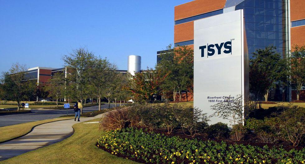 Total System Services es un procesador de tarjetas de crédito, adquirente de comerciantes y emisor de tarjetas de crédito bancarias de los Estados Unidos.
