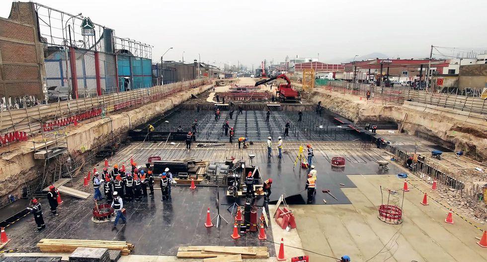 FOTO 17 | Culmina construcción de primeros cuatro kilómetros del túnel de la Línea 2 del Metro de Lima y Callao.