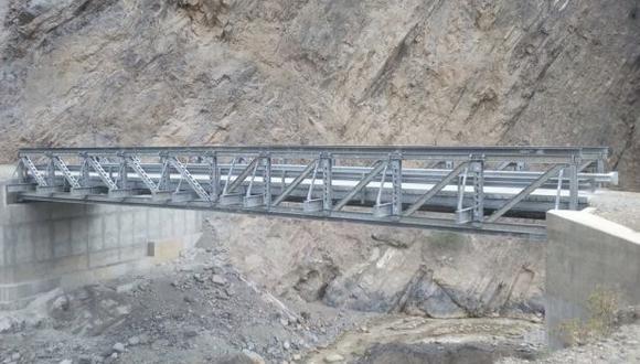 Puente modular.