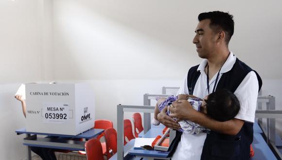 Las elecciones generales en Perú se llevarán a cabo el 11 de abril del 2021. (Foto: Angela Ponce / GEC)
