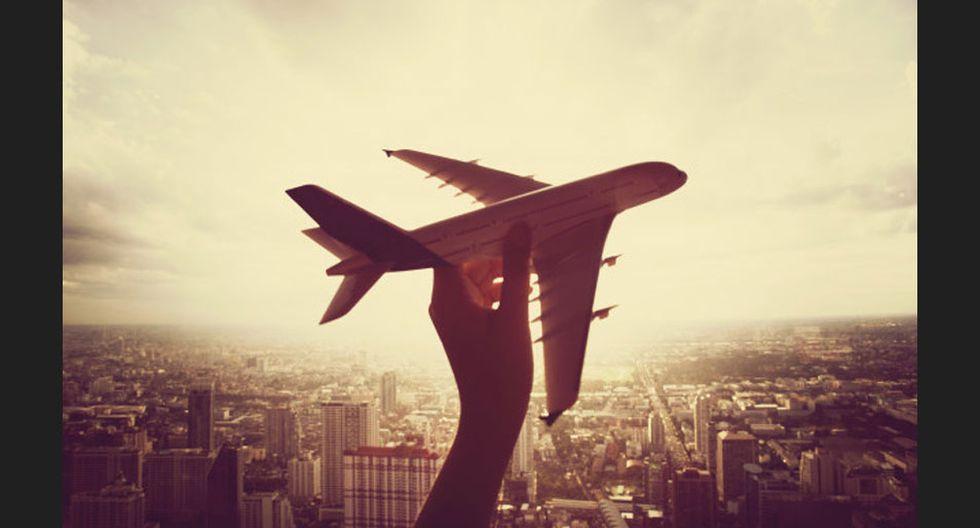 FOTO 2 | 2.       Vuelos: opta por los vuelos, si desea pasar un buen momento fuera de Lima.