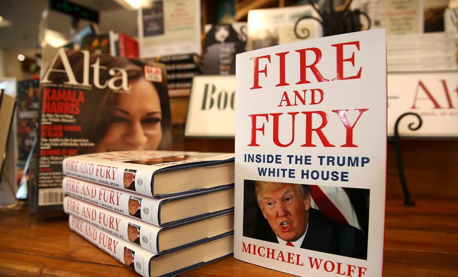 Fire and Fury  (Foto: Efe)