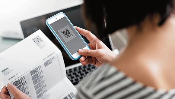 Tecnología. Los códigos QR son una alternativa de medio de pago para aquellos negocios que hoy no pueden acceder a un POS.  (Foto: iStock)