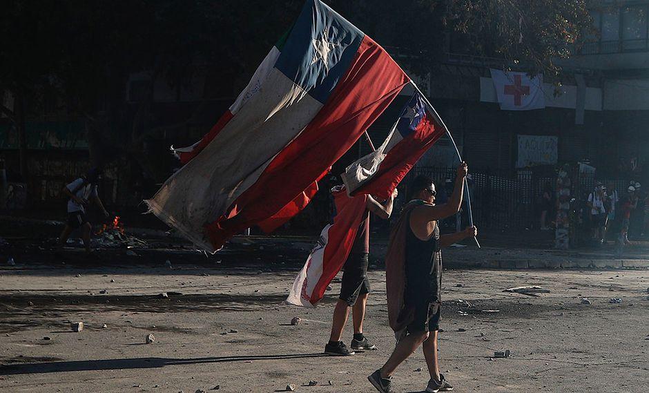 La economía en Chile cayó 3.4% en octubre en relación a igual periodo del año anterior. (Foto: EFE)
