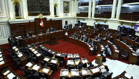 Como se recuerda, en diciembre pasado, Daniel Salaverry autorizó a la Oficialía Mayor a registrar a los nuevos grupos parlamentarios que lo soliciten en el marco del fallo que dio el TC en julio. (Foto: Agencia Andina)