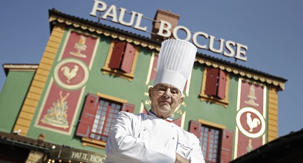 Paul Bocuse. (Foto: AP)
