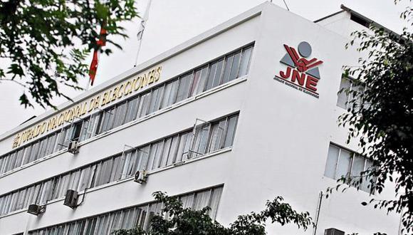 El JNE atenderá el pedido de un jurado electoral especial sobre la candidatura de excongresistas para el 2020. (Foto: Manuel Melgar)