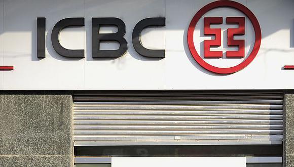 """Firmas de análisis de riesgo ya preveían antes del inicio de la pandemia que los beneficios de los bancos chinos """"seguirían bajo presión"""" en el 2020. (Foto: AFP)"""