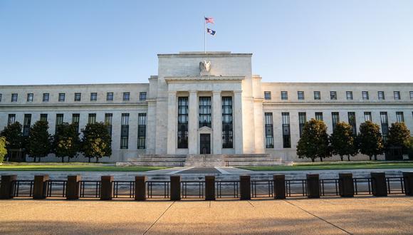 """En la última reunión en diciembre, la Fed se mantuvo cautelosa sobre las perspectivas económicas y afirmó que la pandemia """"plantea riesgos considerables para las previsiones económicas a medio plazo"""". (Bloomberg)"""