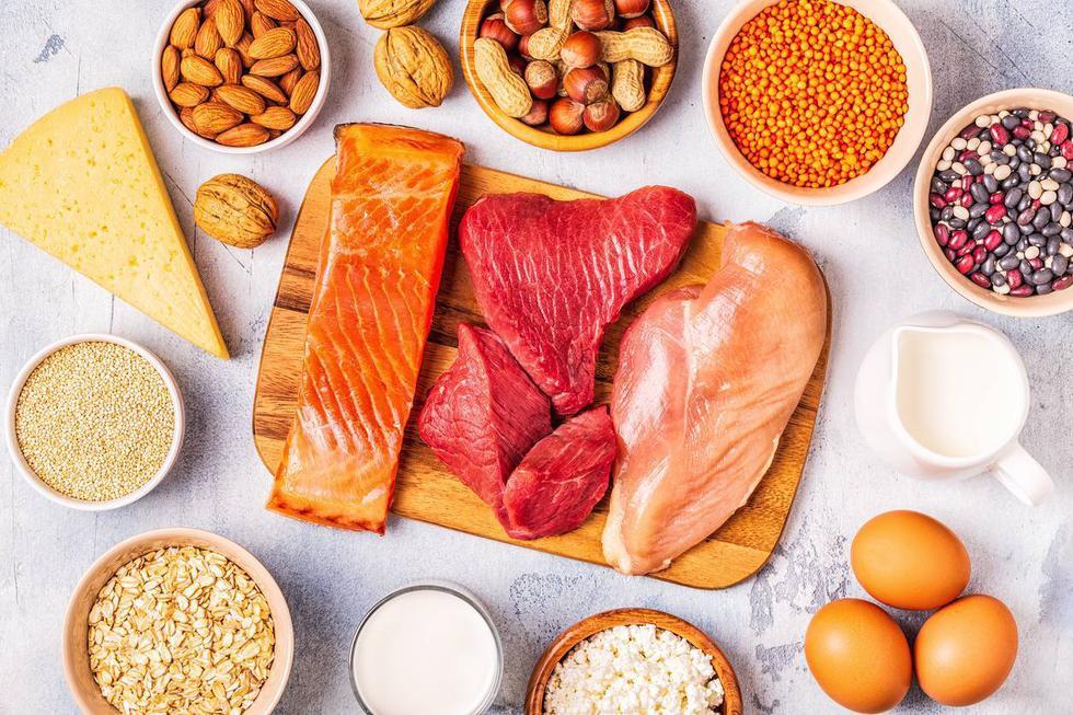 Proteinas. (Foto: iStock)