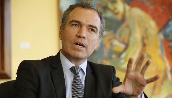 Salvador del Solar se pronunció sobre detención preliminar de PPK. (Foto: GEC)