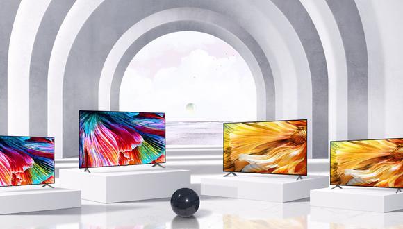 Venta de televisores continuará con buena tendencia en primeros meses del 2021. (Foto: LG)