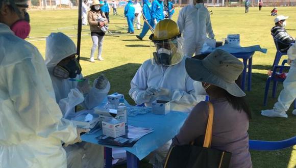 El bono favorecerá a los deudos del personal de salud fallecido durante el estado de emergencia.  (Foto: Essalud)