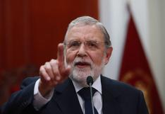 Blume sobre fiscales Vela y Pérez: Estos caballeros no conocen ni la Constitución