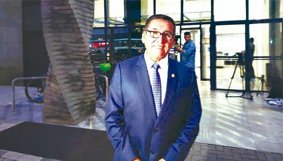 El fiscal anticorrupción Elmer Chirre investigó el caso Centralita. (Foto: GEC)