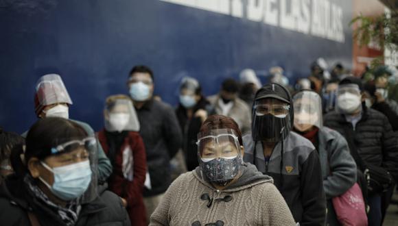 El Perú es uno de los países más golpeados por el COVID-19. (Foto: GEC)