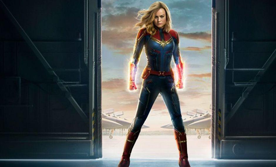 Con Captain Marvel, el estudio ha bajado la inversión en comparación con el presupuesto presentado con sus cintas predecesoras. (Foto: Marvel Studios)