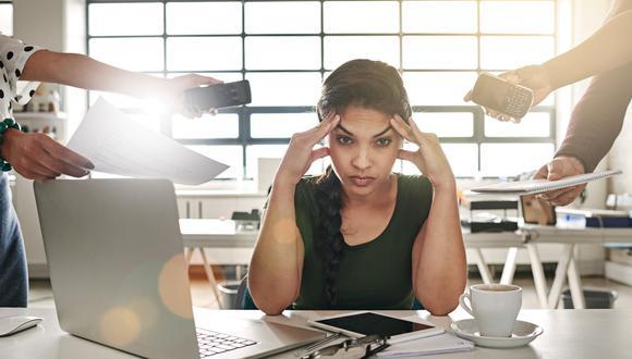 Ser workaholic quiere decir que el trabajo quita el placer o las ganas de hacer otras cosas, y se tiene la necesidad de solo trabajar.  (Foto: iStock).