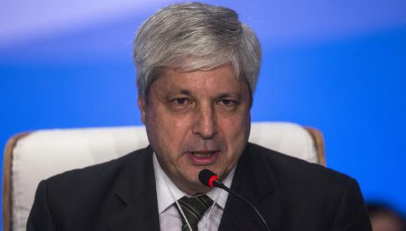 Marcio Félix, secretario ejecutivo del Ministerio de Minas y Energía.