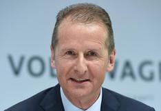 CEO de VW teme que escasez de chips se prolongue por años