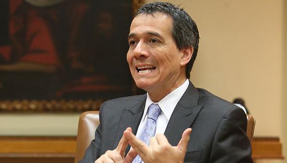 Alonso Segura  (Foto: GEC)