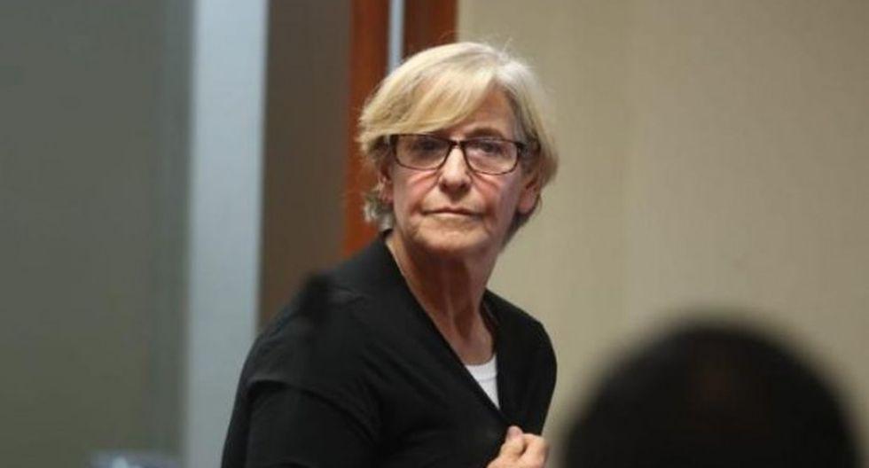 Susana Villarán cumple prisión preventiva en el penal Anexo de Mujeres de Chorrillos desde el pasado 15 de mayo. (Foto: GEC)