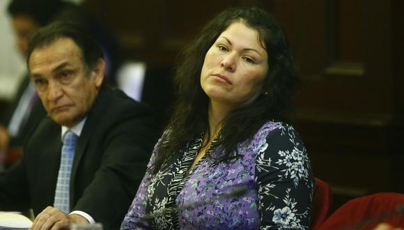 Se archivó la denuncia en contra de Yesenia Ponce. (Foto: USI)