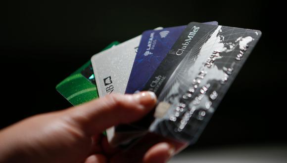 ¿Qué hacer cuando pierde la tarjeta de crédito? (Foto: GEC)