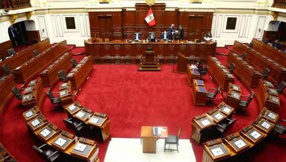 Para aprobar la eliminación de la inmunidad parlamentaria en el Pleno del Congreso se requiere una votación mayor a los 87 votos, y en dos legislaturas consecutivas