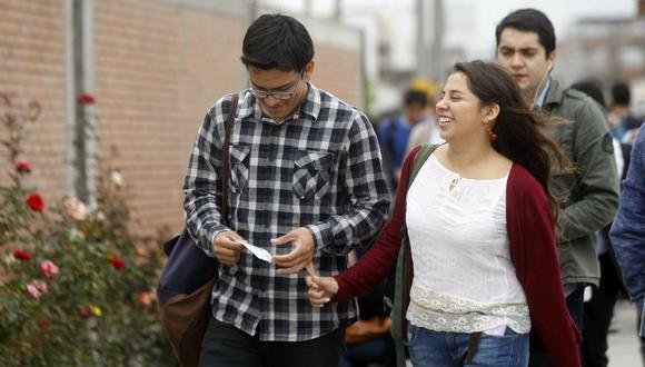 Especialistas consideran que se debe expandir la educación superior tecnológica. (Foto: GEC)
