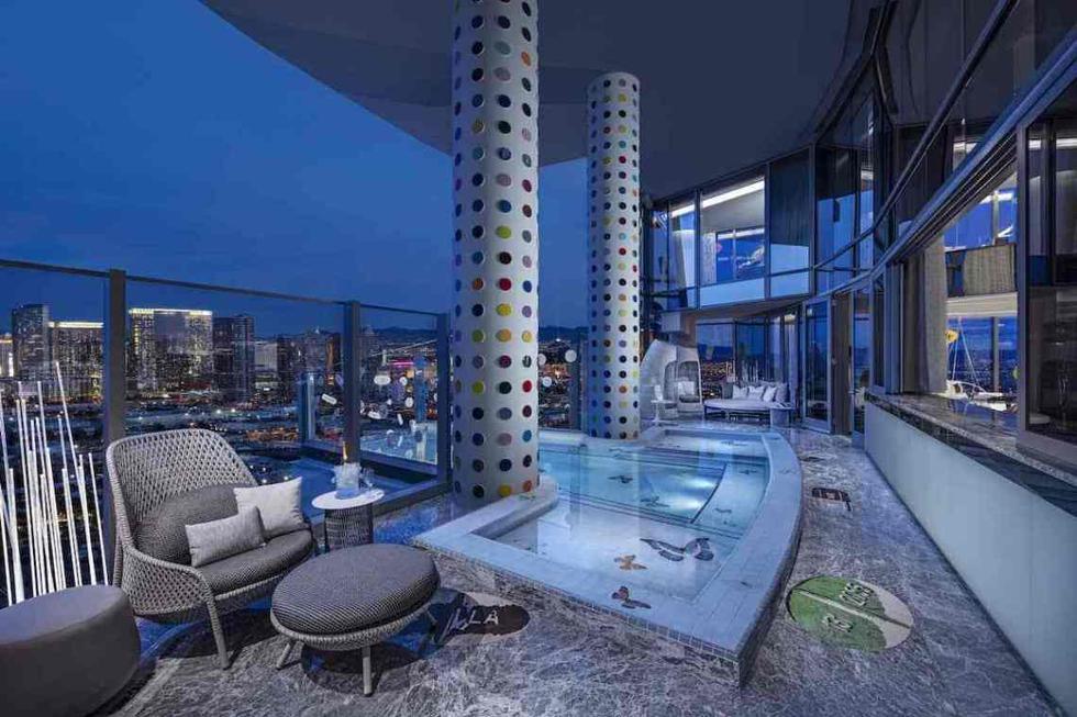 hotel lujoso
