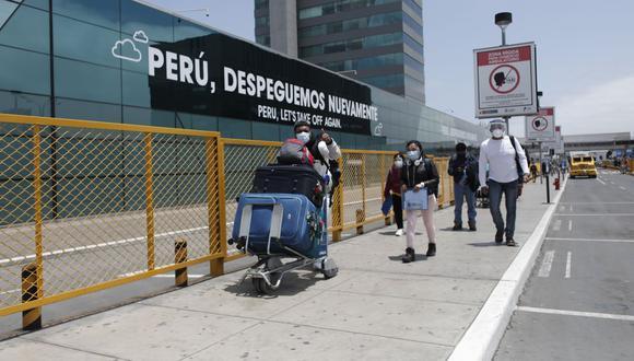 Peruanos, extranjeros residentes y visitantes realizarán la cuarentena en su domicilio, en la Villa Panamericana u otro centro de aislamiento temporal. (Foto: Leandro Britto / GEC)