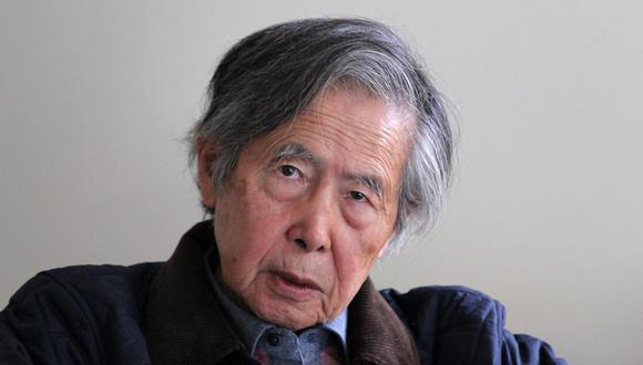 Alberto Fujimori permanece internado en la clínica Centenario desde hace más de 100 día. (Foto: GEC)
