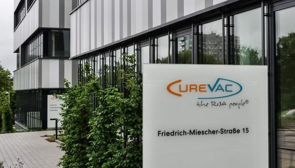 CureVac depende de filtros y bolsas de biorreactores importados de Estados Unidos para fabricar sus vacunas. (AFP)