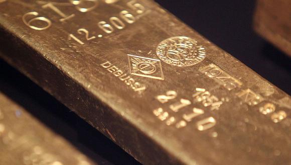 Los futuros del oro en Estados Unidos mejoraban un 0.2%, a US$ 1,919.20 la onza. (Foto: AFP)