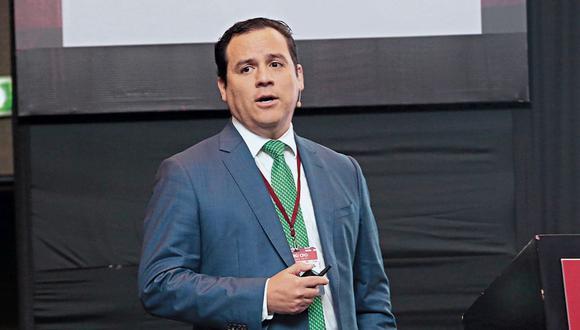 Miguel Ángel Zapatero, gerente general adjunto de Negocios de la BVL. (Foto: BVL)